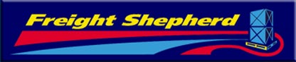 The Freight 				Shepherd logo - Click to enter the site...