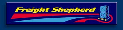 Freight Shepherd logo link to the Home page from Distribution
